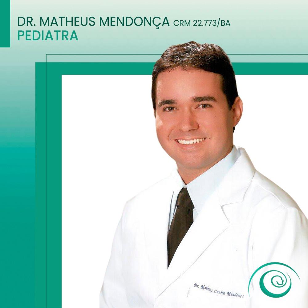 Dr. Matheus Mendonça